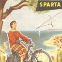 Folder Sparta 1954 Engels