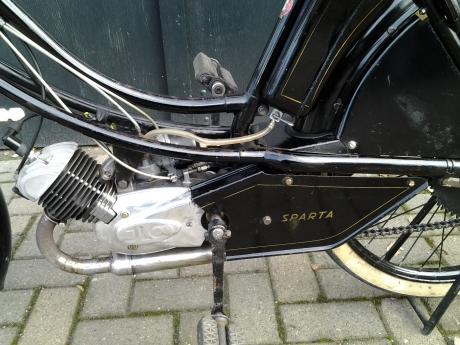 FP50 TA Transport (motor)