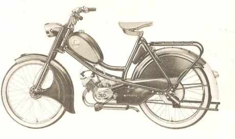 Sparta FP50 T
