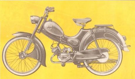 Sparta FA50