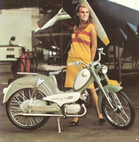 1966 Sparta SF50