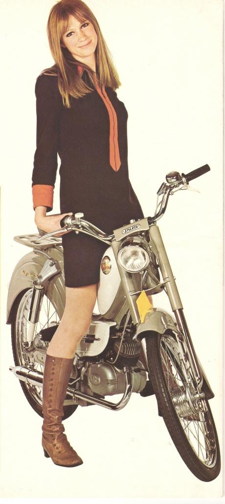 1967 Sparta Tour