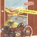 Folder Sparta 1955 Engels