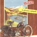 Folder Sparta 1955 Frans