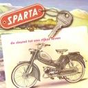 Folder Sparta 1956