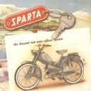Folder Sparta 1957
