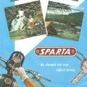 Folder Sparta 1961