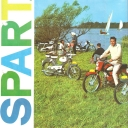 Folder Sparta 1965