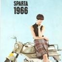 Folder Sparta 1966