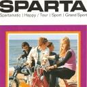 Folder Sparta 1972