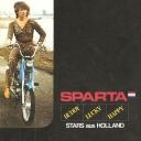 Folder Sparta 1977 Duits