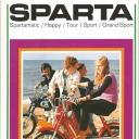 Folder Sparta 1972 Frans