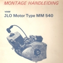 Montage Handleiding JLO MM540