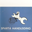 Handleiding Sparta SE50