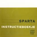 Instructieboekje Sparta Lucky Buddy Tour