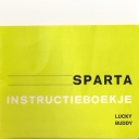 Instructieboekje Sparta Lucky Buddy