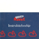 Instructieboekje Sparta Rabbit