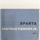 Instructieboekje Sparta Sport