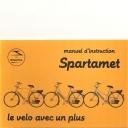 Manuel instruction Spartamet