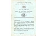 Kentekenbewijs Sparta 1963