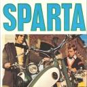 Folder Sparta 1968 Duits