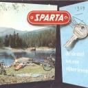 Folder Sparta 1959