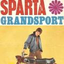 Folder Sparta Grand Sport 1968 Engels