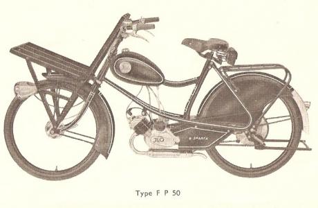 Sparta FP50 Transport
