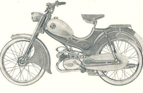 Sparta G50 AV