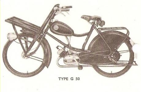 Sparta G50 Transport