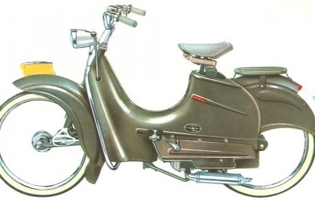 Sparta MC50 1961
