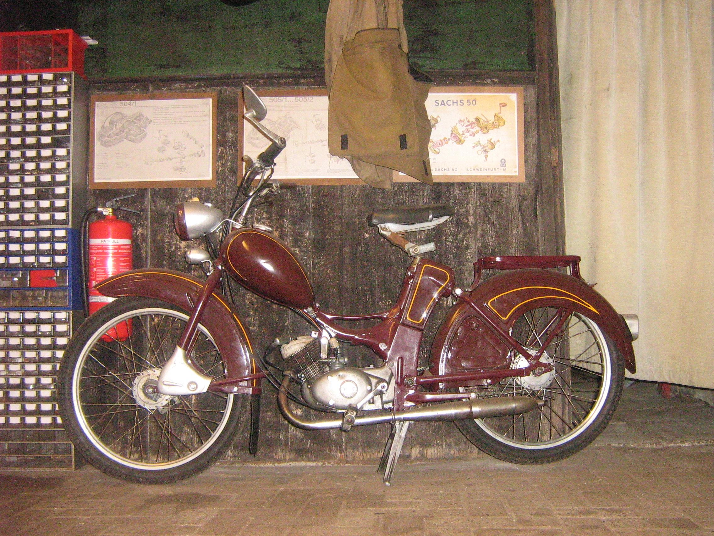 Simson SR2E 1963